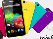 Wiko Rainbow: nouveau smartphone coloré