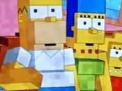 Détente générique Simpsons rend hommage Minecraft