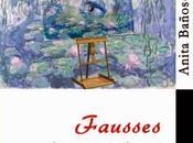 """Entrez dans folie génie de""""Fausses impressions"""", roman noir blouse blanche d'Anita Baños-Dudouit"""