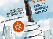Fête livre jeunesse Villeurbanne