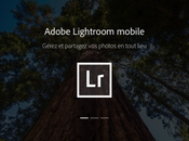 Adobe Lightroom mobile pour iPad: pari réussi?