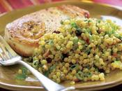 idee repas facile couscous marocain salade