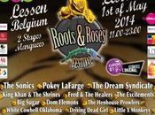 Communiqué Presse- Roots Roses 2014 Lessines- premier mai!