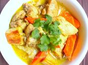 Curry poulet vietnamienne