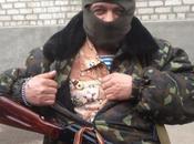 UKRAINE. Printemps russe (vidéo): vent changement sonné Donetsk Sloviansk