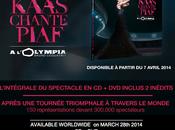 écouté: Patricia Kaas: Kaas chante Piaf l'Olympia