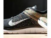 Nike Free Flyknit Multicolour Preview