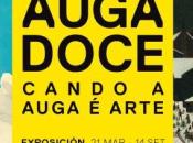 peintures aborigènes exposées Museo Centro Gaiás, Galice, Espagne jusqu'au 14/09/14