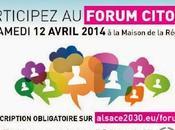 Alsace 2030 Alsaciens s'expriment lors Journée Citoyenne avril