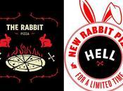 Pâques: géante recouverte vraies peaux lapins