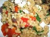 Couscous marocain Style grec