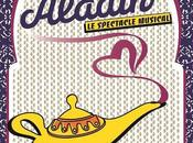Chronique Aladin, spectacle musical