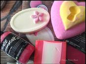 collection Lush pour St-Valentin..