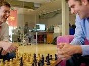 Mark Zuckerberg, stratège échecs