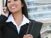 Femme carrière principes pour atteindre objectifs