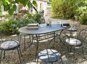 meubles jardin pour enfants