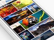 Bienvenue dans Flickr iPhone, l'app entièrement repensée
