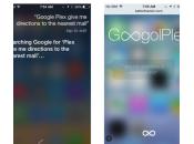 GoogolPlex contrôler Google Maps Spotify avec Siri