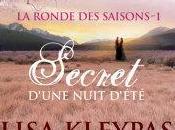 ronde saisons, tome secrets d'une nuit d'été Lisa Kleypas