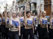 Fascist Epidemic vive #femen #antifa