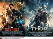 clin d'oeil Iron dans nouvelle affiche Thor