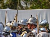 Hedingham Castle: battle