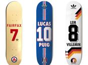 Skate Copa Deck: soyez prêts skater pour Coupe Monde