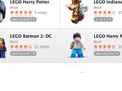 jeux vidéo Lego sont promo