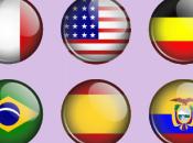 Freebies Inkscape pins drapeaux télécharger
