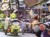 Thaïlande-Brézil, 2014: Pluie ballons Bangkok [HD]