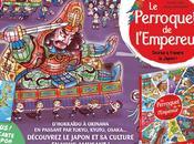 Perroquet l'Empereur Course travers Japon