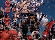 Marvel deluxe avengers x-sanction