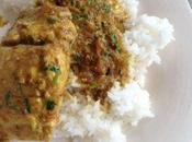 curry filets poisson lait coco