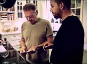 L'incroyable tour magie David Blaine Harrison Ford