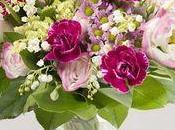 bouquets avec muguet proposés Interflora