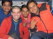 train pour nouveaux amis indiens