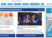 SEO: booster visibilité l'impact site leader l'arthrose France