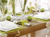 Décoration table, décoration table pour jour l'an