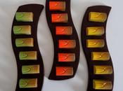 Chocolats dégustation pralinés fruités