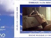 Embrace invite Roche Musique Bondax, Karma Kid, (live), Kartell, Phazz, Pomrad Salute, Myth Syzer, Cézaire, Plage Petits Bruits Machine Moulin Rouge (2*2 places gagner)