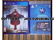 [Achats] Amazing Spider-Man Carte Playstation Network