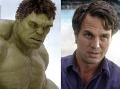 Avengers Andy Serkis file coup main Mark Ruffalo tournage