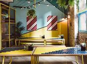 Melbourne Restaurant mexicain coloré