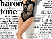 Sharon Stone deshabille pour l'Italie