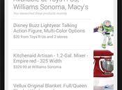 Google alertes pour shopping real life