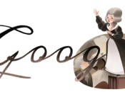 Google Doodle naissait Olympe Googes