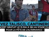 Gagne places pour concert fête l'alternance organisé Virgin Radio avec Talisco, Cantinero