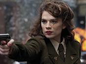"""commande pour prochaine saison spin-off """"Captain America"""" autres séries"""