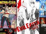 Manga dernières bonnes lectures chez chocobo