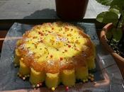 Gâteau express poires
